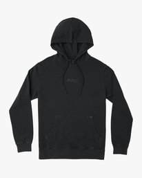0 Little RVCA Tonally Hoodie Black M628TRLI RVCA