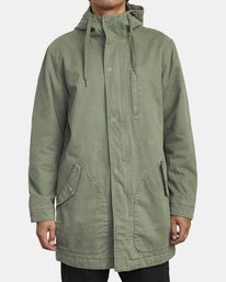 0 STANDARD ISSUE PARKA 2 JACKET Multicolor M7113RSI RVCA