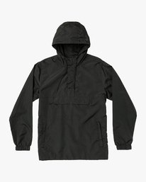 0 Killer Anorak Jacket Black M722VRKI RVCA