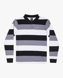 0 COMPOSITION LS POLO White M906WRAP RVCA