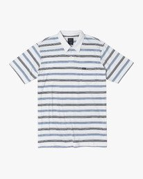 0 MERCED POLO SHIRT White M9081RMP RVCA