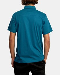 2 SURE THING III POLO SHIRT Green M9101RST RVCA