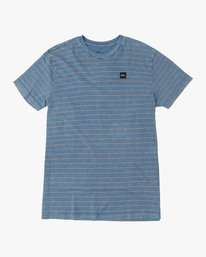 cb01a33640 WASHOUT SS M910NRWA. Washout Striped Shirt