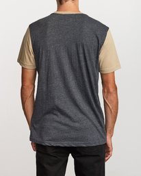 2 Pick Up Knit Shirt Black M913QRPU RVCA