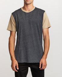 1 Pick Up Knit Shirt Black M913QRPU RVCA