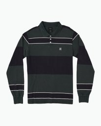 0 Andrew Reynolds Compilation Polo Green M955SRCP RVCA