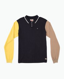 0 Andrew Reynolds Compilation Polo Multicolor M955SRCP RVCA