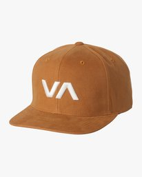 0 VA Snapback II Hat Red MAAHWVAS RVCA