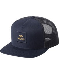 0 VA ATW TRUCKER HAT Multicolor MAAHWVWY RVCA