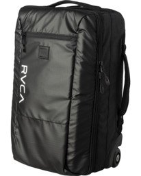 0 Eastern Small Roller Bag Orange MABGQRES RVCA