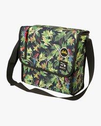 0 Squawker Hi Cooler Bag Black MABGSRSC RVCA
