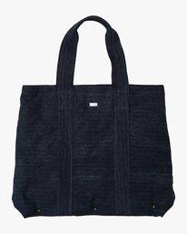 0 Hi-Grade Denim Tote Bag Blue MABGVRHG RVCA