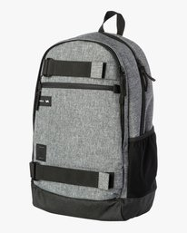 0 CURB BACKPACK III Grey MABK2RCB RVCA