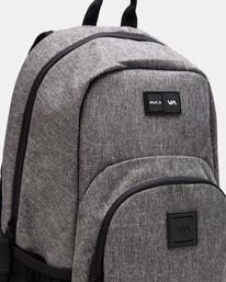 4 Estate III 28L Backpack Grey MABK2REB RVCA