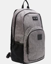 5 Estate III 28L Backpack Grey MABK2REB RVCA