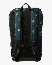1 Voyage III 30L Skate Backpack Blue MABK2RVB RVCA