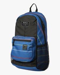 0 Estate Printed Backpack Blue MABKPREP RVCA