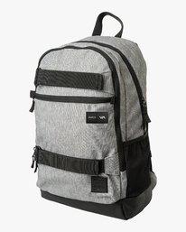 0 Curb Backpack Grey MABKURCB RVCA