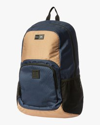 0 Estate Backpack II PR Blue MABKUREP RVCA