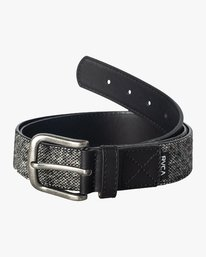 0 Leisure Belt Black MABLVRLB RVCA
