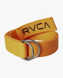 0 RVCA WEB BELT Orange MABLVRWB RVCA