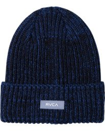 0 FROST BEANIE Blue MABN3RFB RVCA