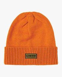 0 Hi Vis Beanie Orange MABNVRHV RVCA