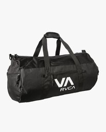 0 Vents Training Duffel Bag Black MADFTRVT RVCA