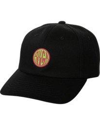 0 COMPOUND CAP Black MAHW2RCC RVCA
