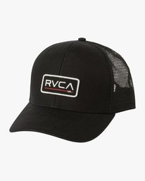 0 Ticket Trucker II Hat  MAHWQRTT RVCA