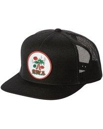 0 Stakes Trucker Hat  MAHWWRST RVCA
