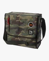 0 Aloha Camo Cooler Bag Camo MAMCURAC RVCA