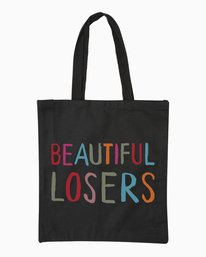 0 Beautiful Losers Tote Bag  MATBQRTO RVCA