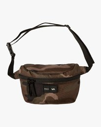 0 RVCA Waist Pack Brown MATVVRRW RVCA