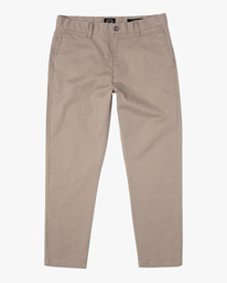 0 HITCHER PANT Grey ME303HIT RVCA