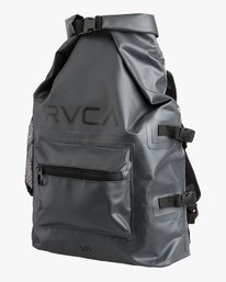 0 Go-Be II Backpack Grey MFABKGOB RVCA