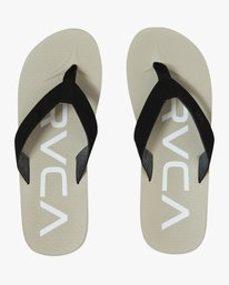 0 Subtropic Sandals Green MFASPSTS RVCA