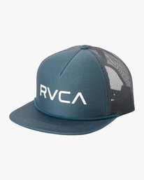 7a565d76b19d3f Trucker Hats for Mens - Shop the Cap Collection Online | RVCA