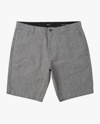 "0 That'll Walk Oxford 19"" WalkShort Orange MJ214TWO RVCA"