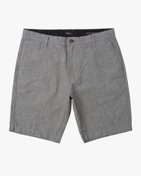 0 That'll Walk Oxford Short Black MJ214TWO RVCA