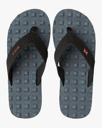 0 Astrodeck Sandal Blue MKASPADS RVCA