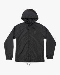 VA Hooded Coaches - Jacket for Men  N1JKRBRVP9