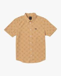 0 Aye Kat - T-Shirt à manches courtes pour Homme Vert N1SHRERVP9 RVCA