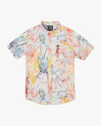 Sage Vaughn Floral - Short Sleeves Shirt for Men  N1SHRHRVP9