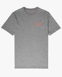 0 RVCA Font - T-Shirt à manches courtes pour Homme  N1SSRRRVP9 RVCA