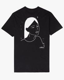 Johanna Olk Frosty Gaze - Short Sleeves T-Shirt for Men  N1SSRTRVP9