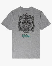 0 Roberto Rodriguez Specimen - T-Shirt à manches courtes pour Homme  N1SSRVRVP9 RVCA