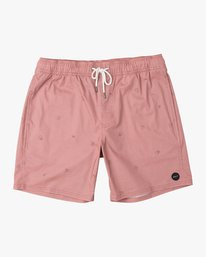 "Montague Elastic Trunk - 17"" Boardshorts for Men  N1VORDRVP9"