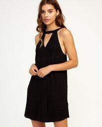 0 Brandy Dress Black N3DRRKRVP9 RVCA