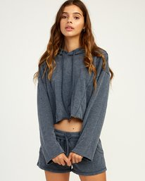 AVA Crop - Sweatshirt for Women  N3FLRBRVP9
